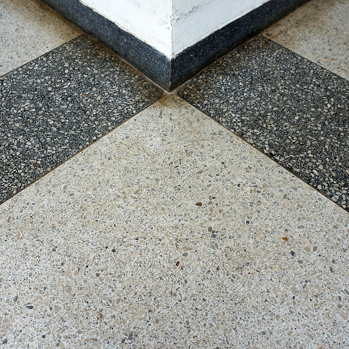 Terrazzo granito